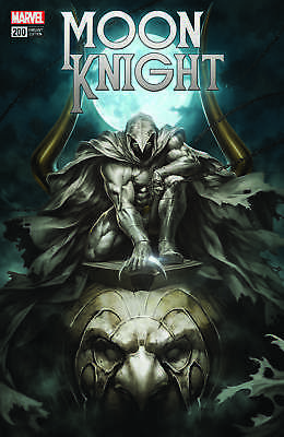 Moon Knight Variant issue #200 Limited to Only 600 Hand Selected Copies