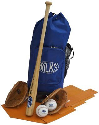 Wilks Active Softball Set - Blue, 90 cm