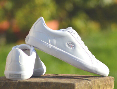 134e04791 LACOSTE LEROND 118 QSP womens Trainers    RRP 75.00    Real pic ...