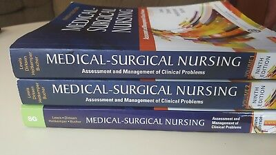Medical-Surgical Nursing - 2-Volume Set : Assessment and Management of Clinical