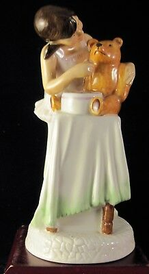 """Royal Doulton Figurine """"And One For You"""" HN2970 - """"Childhood Days"""" Collection"""