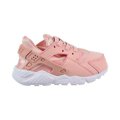 871acc44b9f19 Nike Huarache Run SE Toddler's Shoes Storm Pink/Rust Pink/White 859592-604