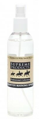 Supreme Products Quarter Marking Spray 250ml - rrp ~ £9