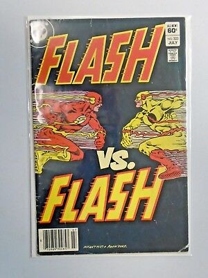 Flash #323 - First 1st Series - see pics - 3.0 - 1983
