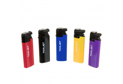 Genuine Torjet Lighters Windproof Jet Flame refillable 100% original New Cheap