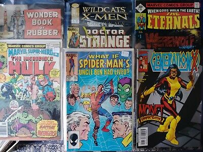Comic Grab Bag! 5 for $5 Silver Age to Modern