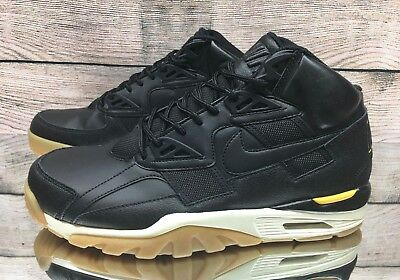 Nike Air Trainer SC Winter Bo Jackson Black Gum AA1120-001 Shoes Men s Size  9 81f14c3f3