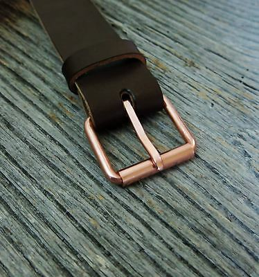 Copper Buckle | EXTRA STRONG Solid Belt Buckle USA
