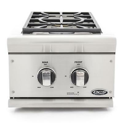 DCS Professional Gas Cooktop With 2 Burners