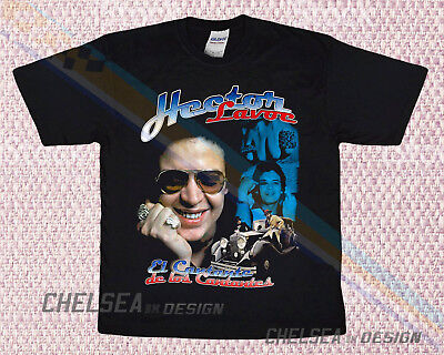 Inspired By Hector Lavoe Tee T-shirt Tour Merch Limited Edition Hip Hop Rap