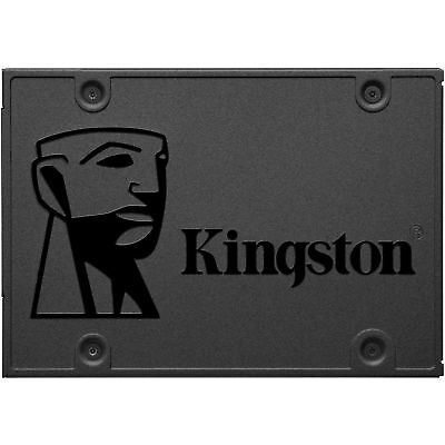 "SSD 120GB 240GB 480GB 2.5"" SATA Internal Laptop Solid State Drive Kingston A400"