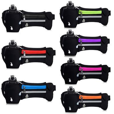 Outddor Waterproof Sports Running Mobile Phone Arm Bag Case Holder with Bottle