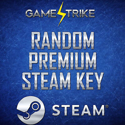 1 x Premium Random Steam Key + BONUS [REGION FREE] +$9.99