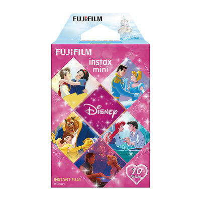 10 Sheets Fujifilm Fuji Instax Mini Princess Film For 8 10 20 25 50s 50i 90 SP1
