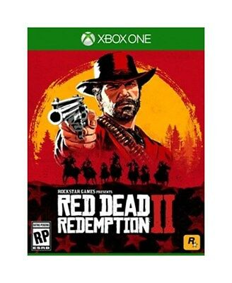RED DEAD REDEMPTION 2 Xbox One - IMPORT