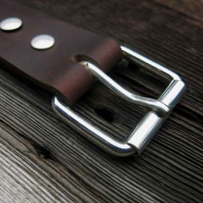 Sterling Silver Belt Buckle - 1 7/8""
