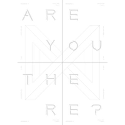 MONSTA X - Regular Vol. 2 TAKE.1 ARE YOU THERE?  K-pop CD photocard, poster.