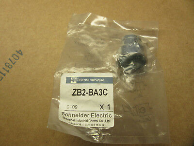 Telemecanique ZB2-BA3C Green Push Button NEW!!! in Sealed Bag Free Shipping