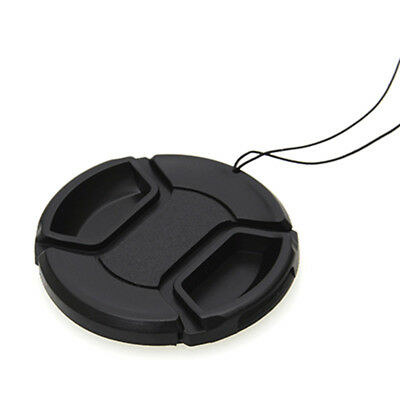 77mm Front Lens Cap Hood Cover Snap on for Nikon Canon Tamron Tokina Sigma New