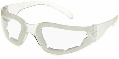 85063f4dc0 Radians MRF111ID Box of 12 Foam Lined Safety Eyewear with Clear Anti-Fog  Lens
