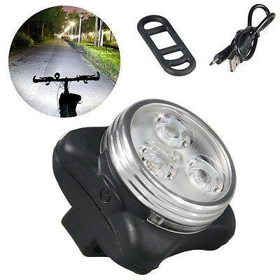 3X T6 LED 500000LM Bicycle Bike Torch Light Lamp Durable Headlight Outdoor top