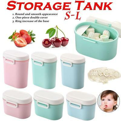 Milk Powder Food Candy Dose of Baby Feeding Formula Storage Pot Container Outing
