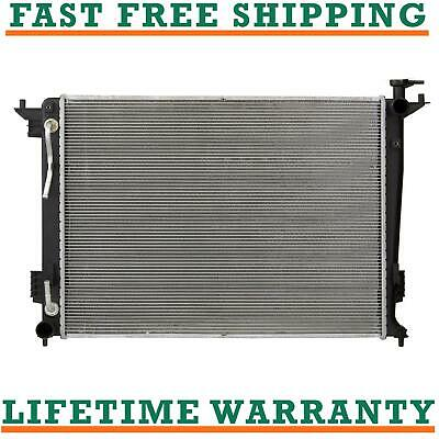Radiator With Cap For Kia Fits Sportage 2.0 L4 4Cyl 2057WC
