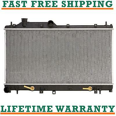 Radiator For 10-15 Subaru Outback Legacy 2.5L Lifetime Warranty Direct Fit