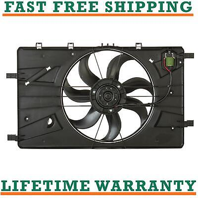 Radiator AC Condenser Cooling Fan fits Chevy Cruze 11-15 Buick Verano 12-17