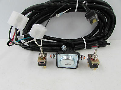 new genuine meyer snow plow e46 e47 toggle switch wiring harness VW Dune Buggy Wiring Harness genuine meyer snow plow e47 e46 e60 harness w switches \u0026 solenoid 15478