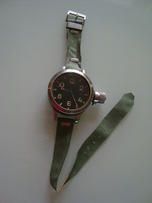 Original Soviet Russian heavy divers diving  watch(kirova) -191чс