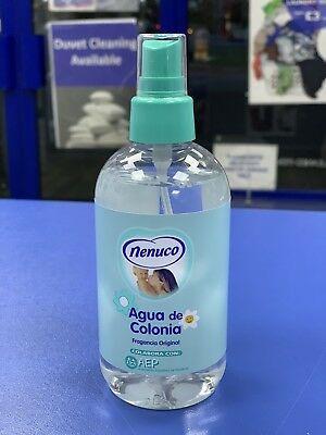 NEW - Nenuco - Spray Agua De Colonia - Fragancia Original - 240ml