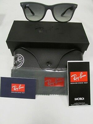 4c0c5fe3d1 NEW RAY BAN Liteforce RB 4179 601S 9A Matte Black w  Green Polarized ...