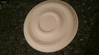 Ceiling Rose Plaster Traditional Victorian 345mm Handmade...