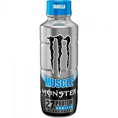 Monster Muscle Vainilla [Pack 2] [Usa]