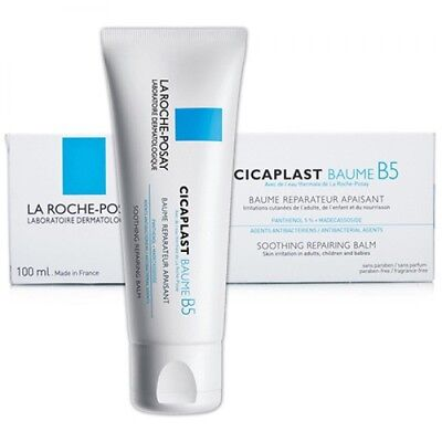 La Roche Posay Cicaplast Baume B5 Soothing Repairing Balm 100ml - NEW