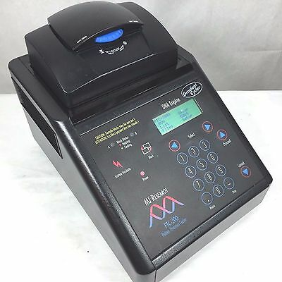 MJ Research PTC-200 PCR Gradient DNA Engine Thermal Cycler w/96-Well Alpha Block