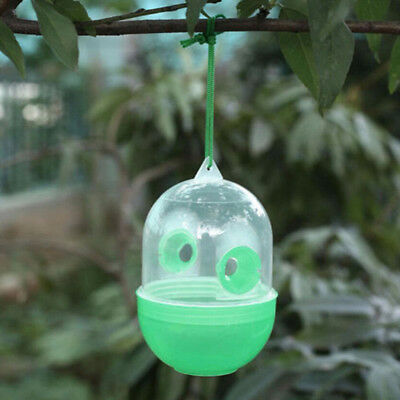 Useful Flying Hanging Wasp Trap Fly Insect Bug Harmless Traps Catcher one
