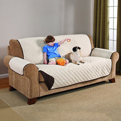 Dirt-Proof Pet Mat Sofa Slipcover Coat Waterproof Couch Sofa Protector Cover AW