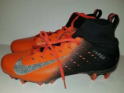 05dadc9ccd71 Men's Nike Vapor Untouchable Pro 3 Football Cleat 917165-008 Size 11 Rare