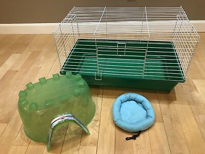 Guinea Pig Cage, Rabbit, Small Animal Habitat, Giant Igloo, Small Animal Bed