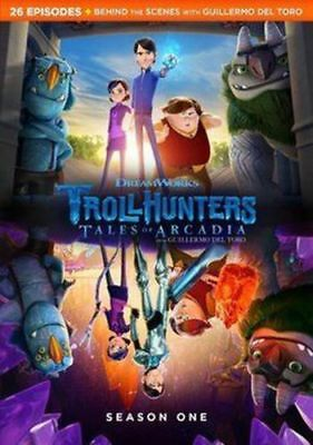 Trollhunters Season 1 Dvd Complete Series - New & Sealed + Free Priority Post