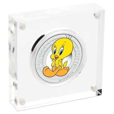NEW Perth Mint Looney Tunes – TWEETY BIRD 2018 1/2oz Silver Proof Coin