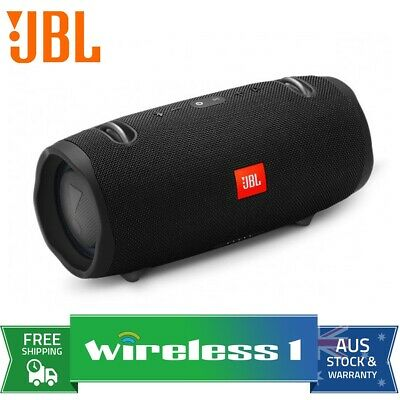 Brand New JBL Xtreme 2 Portable Wireless Bluetooth Speaker - Black
