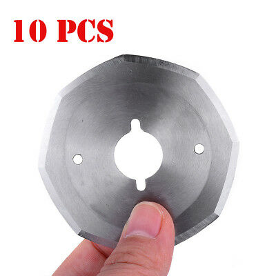 10Pcs 70 YJ-70A Blade for Electric Machine Saw Cutting Textile Cutter Fabric