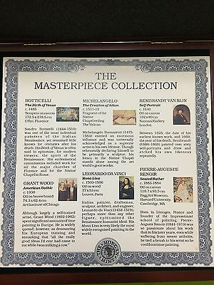Morgan Mint Masterpiece collection of 12 x coloured USA half dollars (3222924C9)