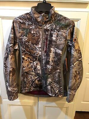 b1d4a21f47e05 New Field & Stream Women's Every Hunt Softshell Hunting Jacket Small MSRP  $99.99