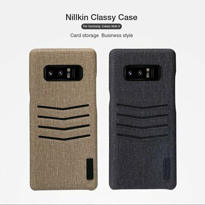 Nillkin Business Classy Card Pocket Back Covers Cases Samsung Galaxy Note 8 PA