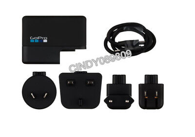 Original For GoPro AWALC-002 Supercharger International Dual Port Wall Charger