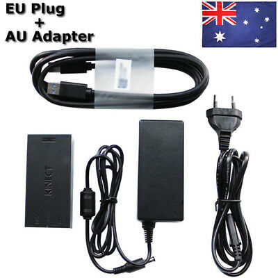 AU Kinect 2.0 Power AC Adapter PC Development Kit For Xbox One S/X Windows 10 PC